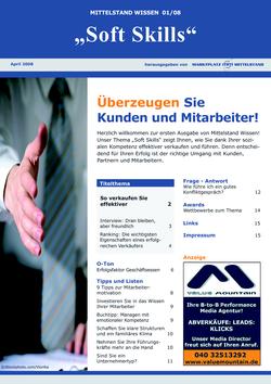ePaper Cover - Soft Skills 2008