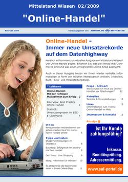 Cover Online-Handel