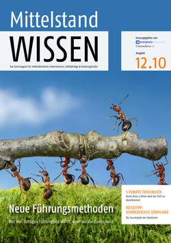 ePaper Cover - Mitarbeiterführung 2010