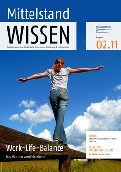 ePaper Cover - Work-Life-Balance 2011
