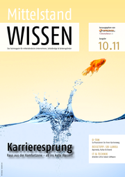 ePaper Cover - Karrieresprung 2011