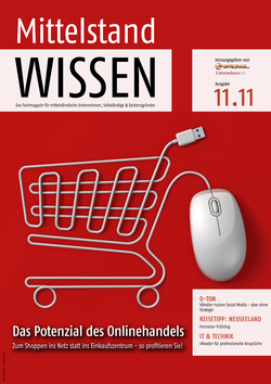 ePaper Cover - E-Commerce 2011