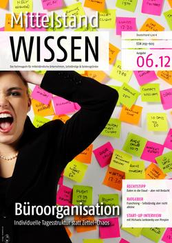 ePaper Cover - Selbständigkeit & Franchise 2012