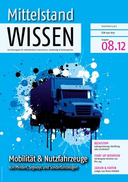 ePaper Cover - Nutzfahrzeuge & Mobilität 2012