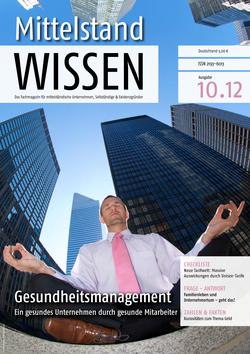 ePaper Cover - Finanzen / Versicherung / Vorsorge 2012