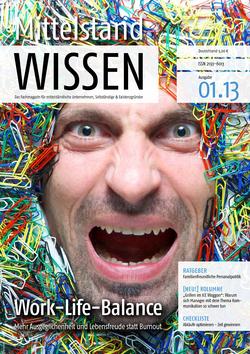 ePaper Cover - Work-Life-Balance 2013