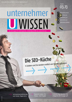 ePaper Cover - SEO / SEM für KMU 2013