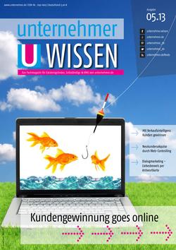 ePaper Cover - Kundengewinnung 2013