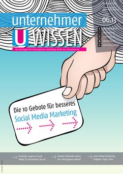 ePaper Cover - Social Media für den Mittelstand 2013