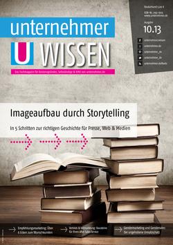 ePaper Cover - Vertrieb und Vermarktung 2013