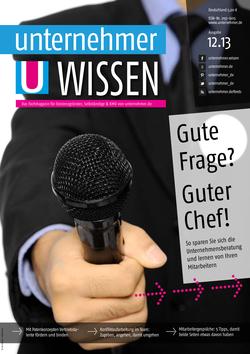 ePaper Cover - Chef & Mitarbeiter 2013