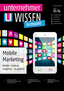 Cover Onlinemarketing: Budgetplanung & Trends