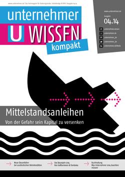 ePaper Cover - Steuern & Finanzen 2014
