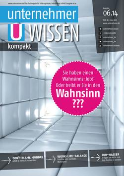 ePaper Cover - Work-Life-Balance 2014