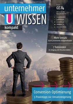 ePaper Cover - Kundengewinnung & Umsatzsteigerung 2014