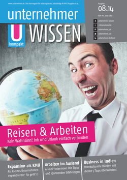 ePaper Cover - Job & Ausland 2014
