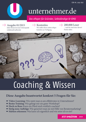 Cover Coaching & Wissen