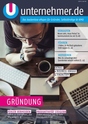 Cover Gründung