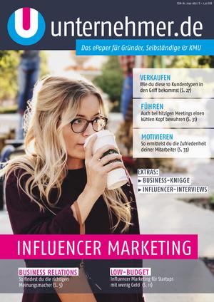 ePaper Cover - Influencer Marketing 2017