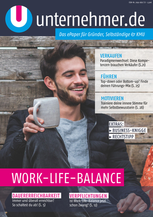 ePaper Cover - Work-Life-Balance 2017