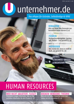ePaper Cover - HR & Recruiting 2017