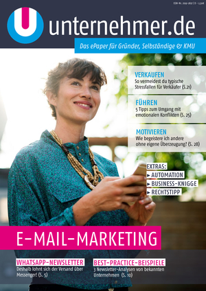 ePaper Cover - E-Mail-Marketing 2017