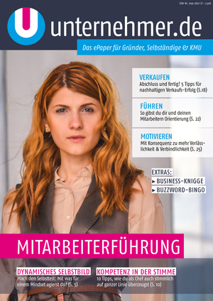 ePaper Cover - Mitarbeiterführung 2017