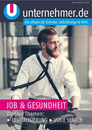 ePaper Cover - Gesundheit 2019