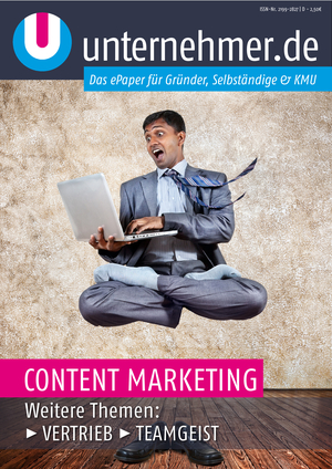 ePaper Cover - Content Marketing 2020