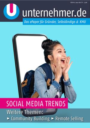 ePaper Cover - Social Media Trends 2020