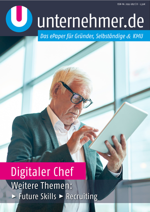 ePaper Cover - Digitaler Chef 2020