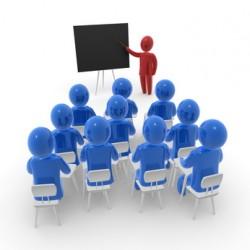 Viele Mitarbeiter, Händler oder Kunden in kurzer Zeit schulen