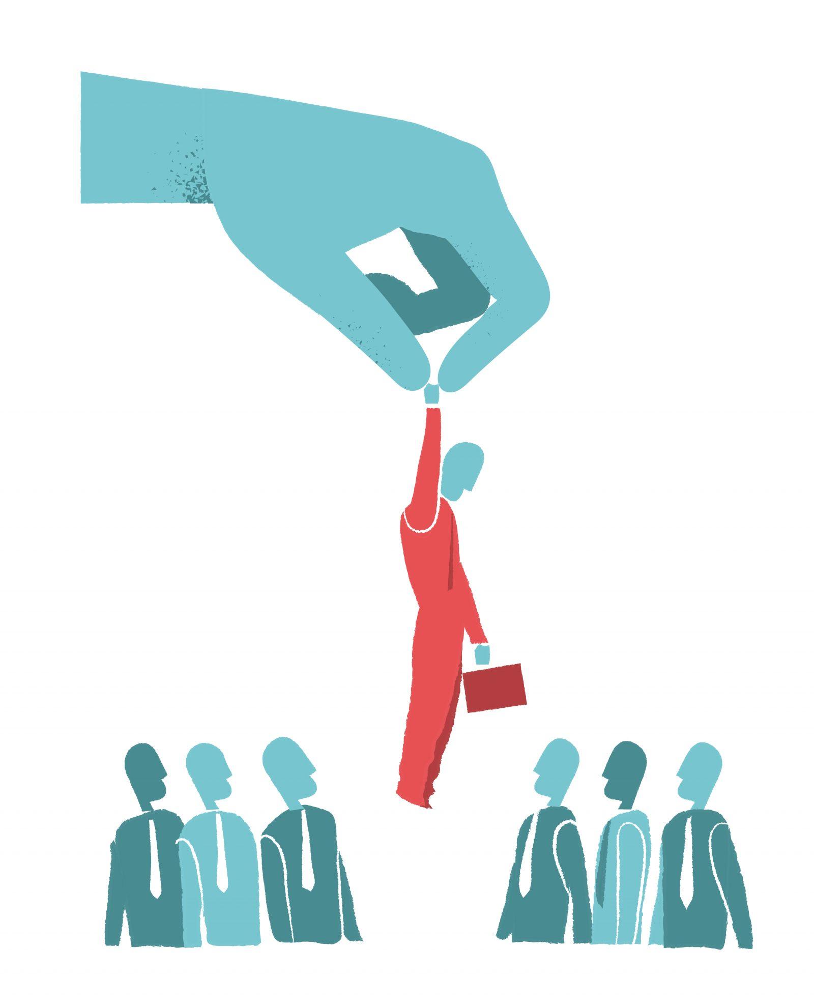 Alternative Wege auf der Suche nach neuen Mitarbeitern
