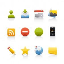 Icon Set - Social Media