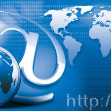 internet communication world wide