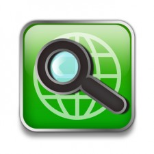 Web search engine - icon