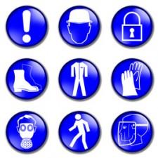 Button Set Mandatory-Signs