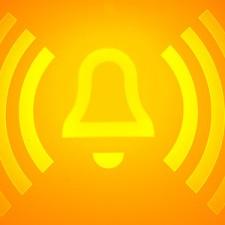 alarm leuchtschild