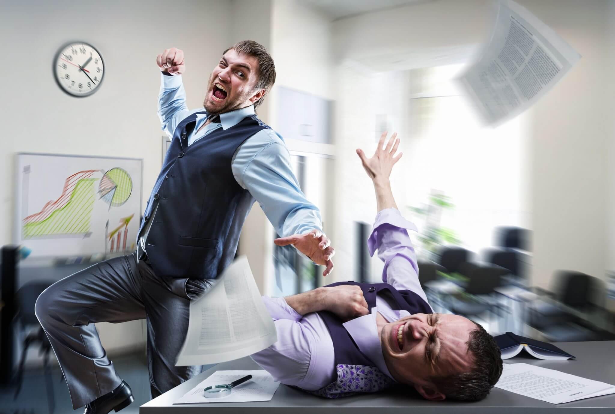 Konfliktmanagement: Wenn Mitarbeiter streiten ...