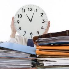 Organisieren Ihren Büroalltag