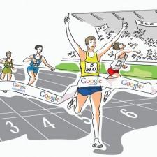Der Google-Sprint: Mit SEO die Website zum Sieger im Netz machen