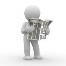Layout und Lesbarkeit von Business-Texten