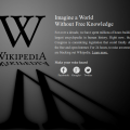 Wikipedia geht offline