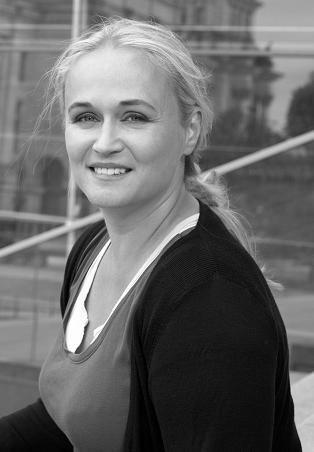 Viola Moritz ist selbständige Kommunikationstrainerin von Moritz Seminare