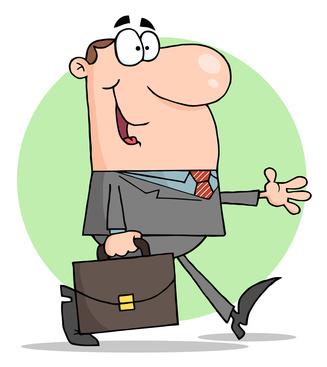 Glückliche Verkäufer - glückliche Unternehmen
