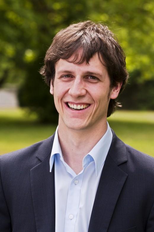 Benjamin Kirschner, Gründer von www.flinc.org
