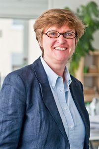 Beate Kuckertz, Gründerin und Geschäftsführerin von dotbooks