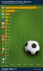 Fans der Bundesligamannschaften bei Facebook
