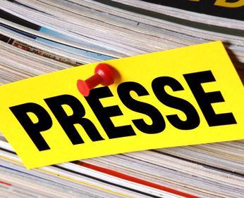 Pressemitteilungen erfolgreich für Interaktion mit Fans und Followern