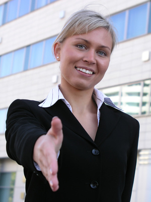Die Suche nach Mitarbeitern: Auch Unternehmen müssen einen guten Eindruck vermitteln